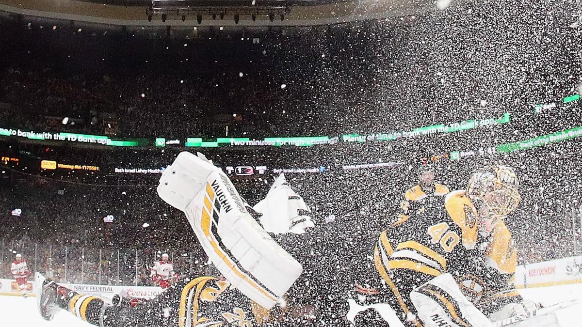 Tuukka Rask torjui Bostonille 6–2-voiton
