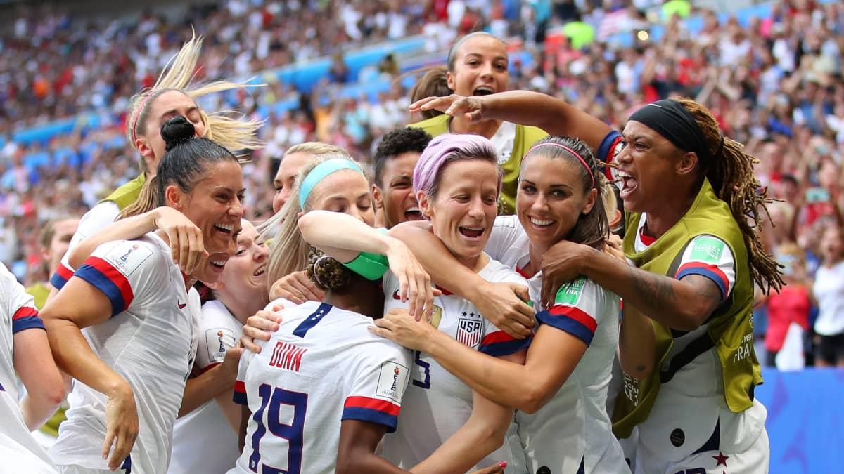 Yhdysvallat kukisti Hollannin ja nappasi MM-kultaa