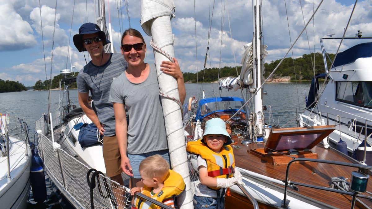 Gullkronan saari avautui 10 vuoden tauon jälkeen