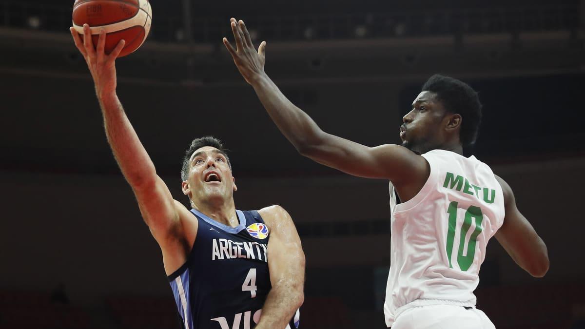 Tyylikkäästi harmaantunut Luis Scola tanssitti Argentiinan voittoon Nigeriasta