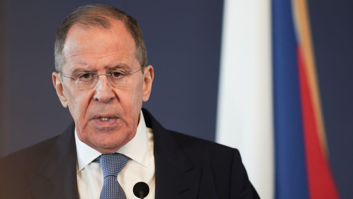 Miten Lavrov kommentoi Syyrian tilannetta ja pakolaisjoukkoja Turkin ja Kreikan rajalla?