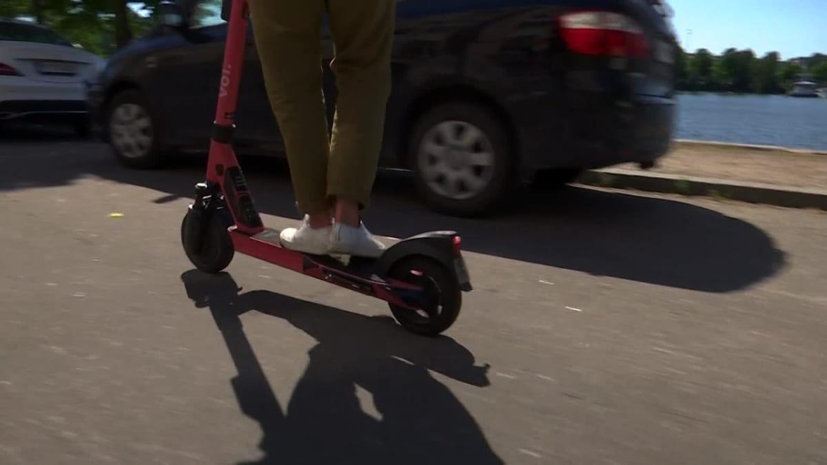 Pyörää voi ajaa kaurapuuron voimalla, joten miksi ajaa sähköpotkulaudalla?