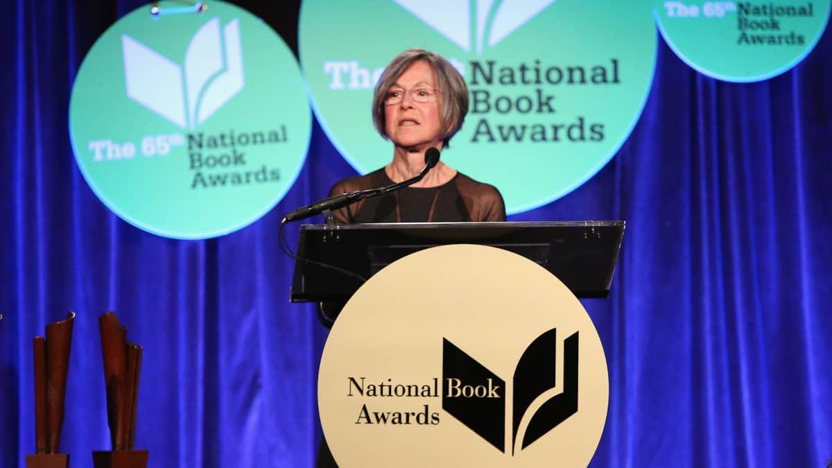 Kirjallisuuden Nobel-palkinnon julkistaminen