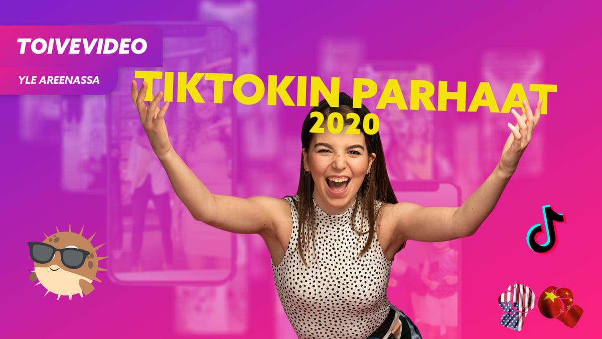 TikTok – KOHOKOHDAT 2020