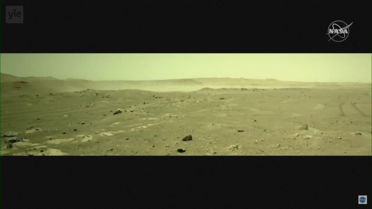 Perseverance-mönkijä valmistautuu näytteenottoon Marsin pinnalla – katso tuoreet kuvat