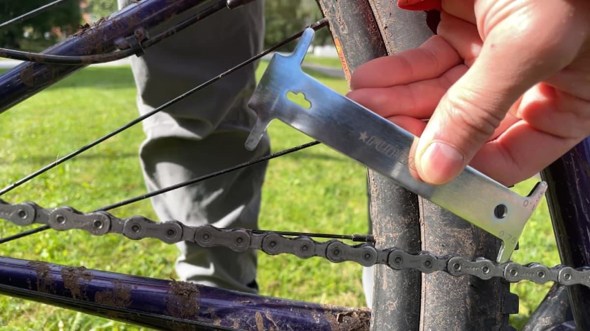 Hei pyöräilijä, tällä vinkillä säästät satasia!