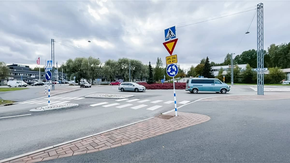Tämä on Suomen vaarallisin risteys pyöräilijälle