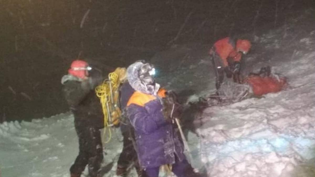 Viisi kuoli lumimyrskyssä Euroopan korkeimmalla vuorella Venäjällä