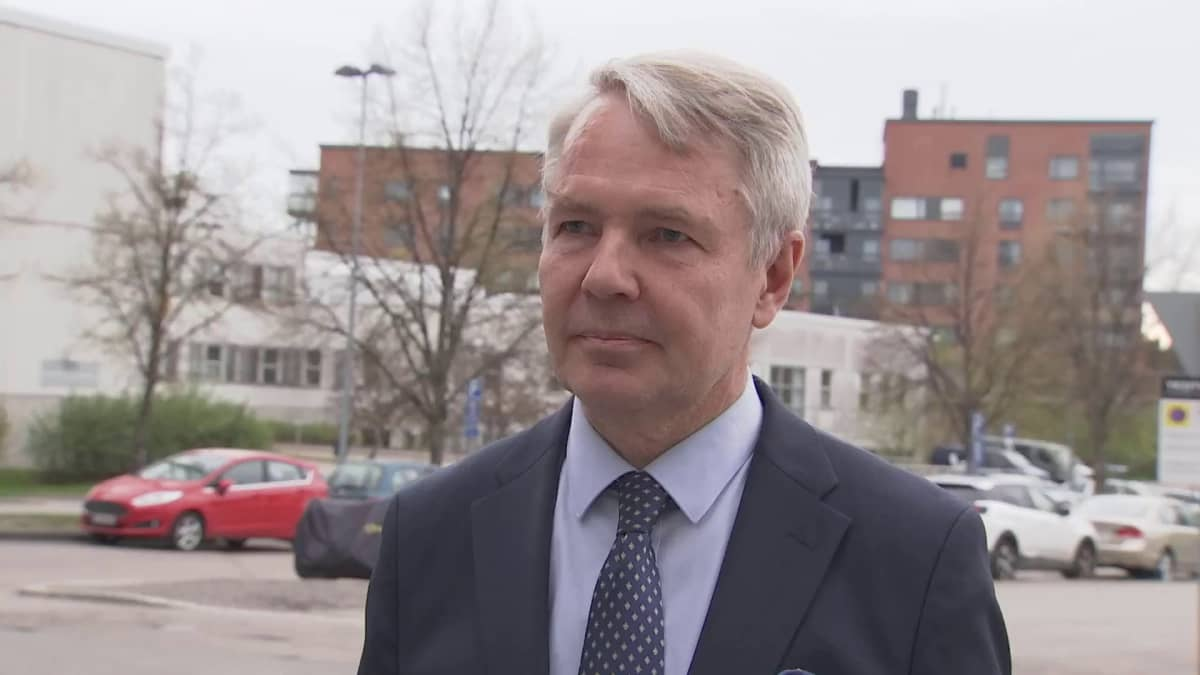 Ulkoministeri Haavisto kommentoi Lähi-idän tilannetta