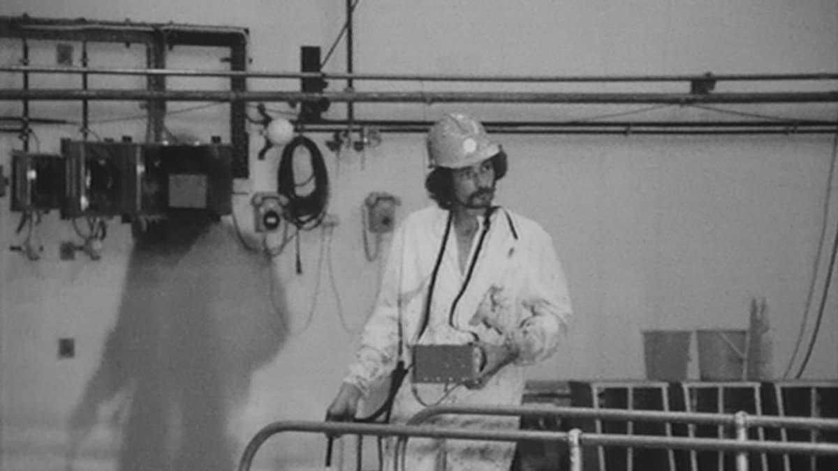 Secure ydinreaktori TV-uutisissa