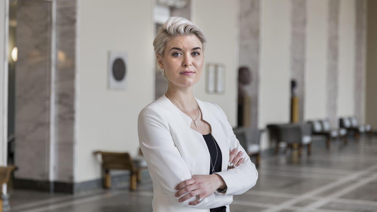 Kansanedustaja Susanna Koski.