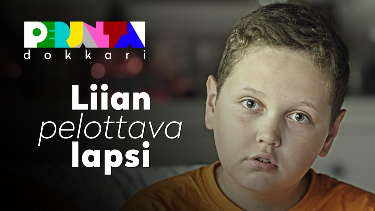 Perjantai-dokkari: Liian pelottava lapsi