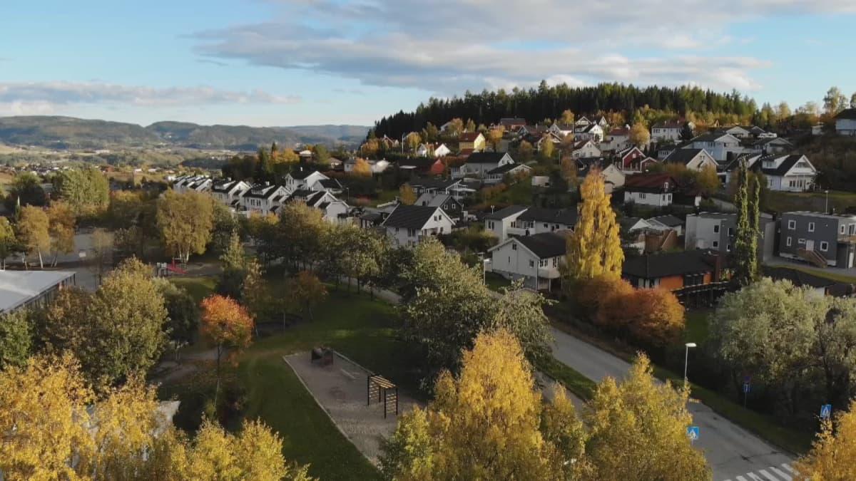 Hiihtohullu Norja