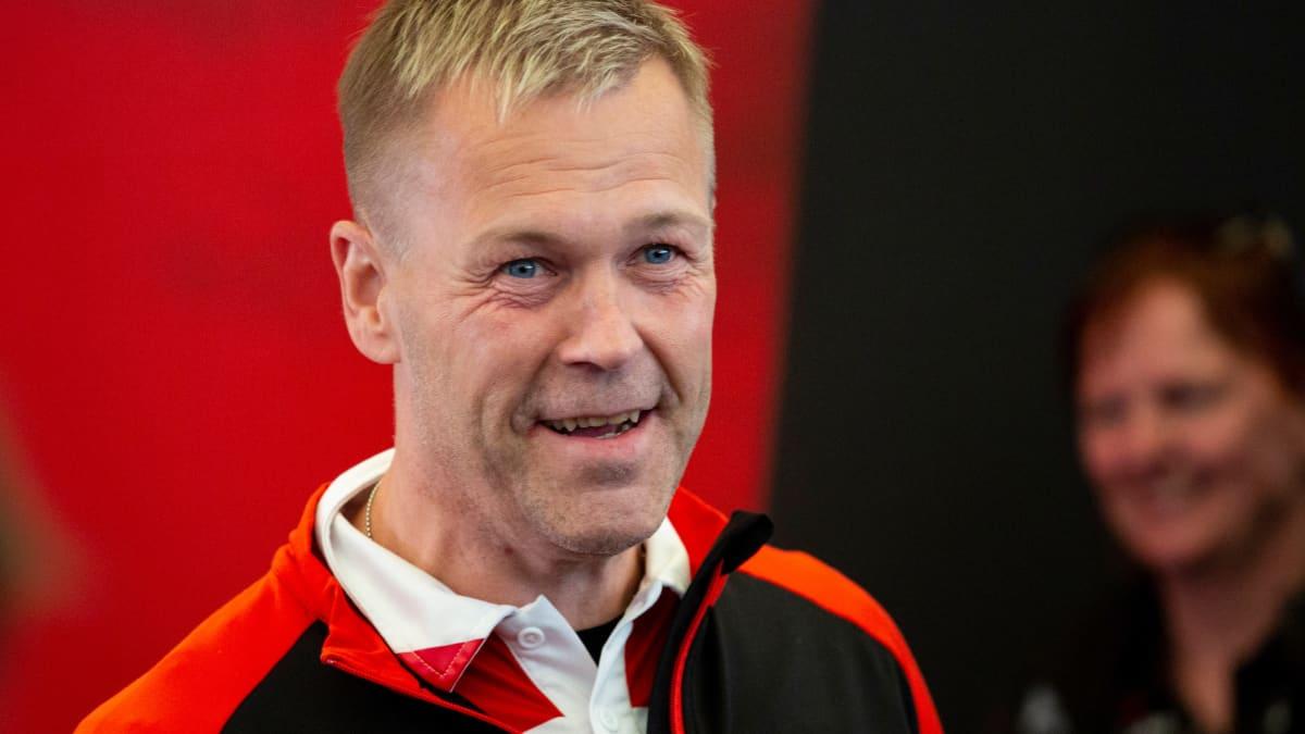 Kaj Lindström, Toyotan urheilutoimenjohtaja.