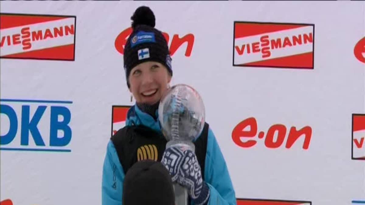 Kaisa Mäkäräinen 2011