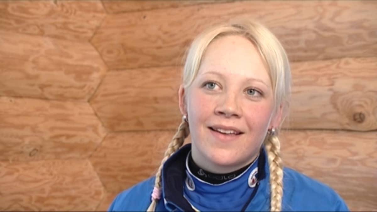 Kaisa Mäkäräinen 2006