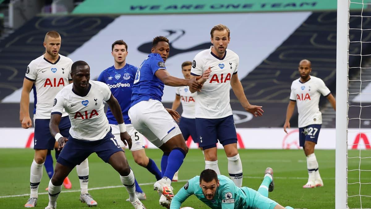 Tottenham-Everton