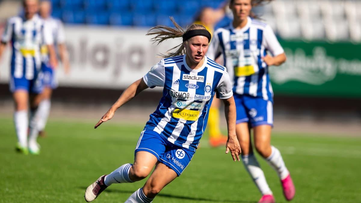 HJK Hanna Ruohomaa
