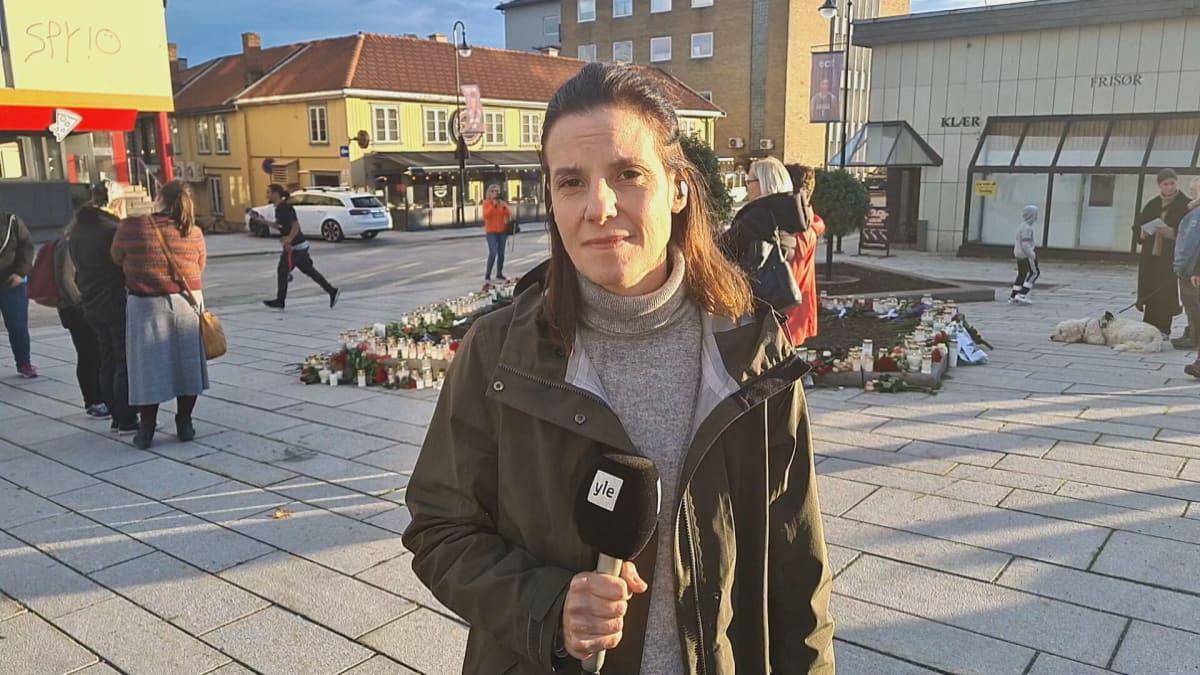 Kirsi Heikel Kongsbergissä