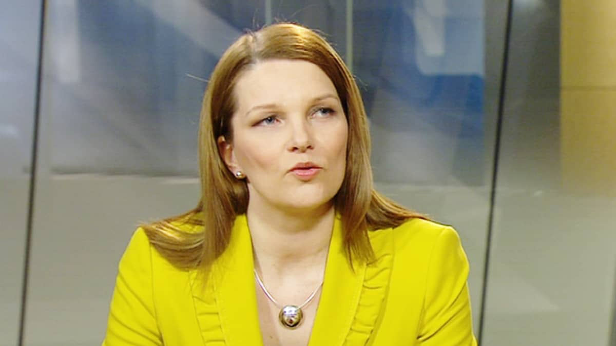 Mari Kiviniemi.