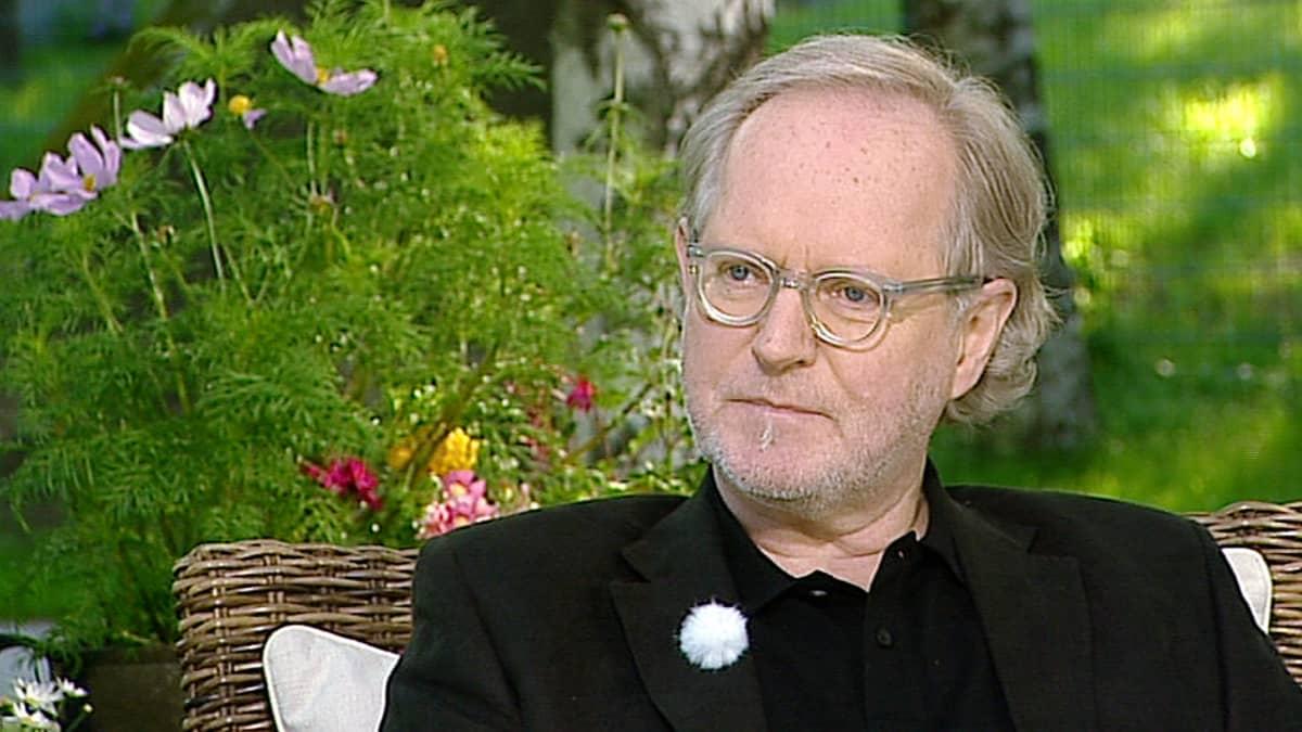 Kuvataiteilija Kristian Krokfors.