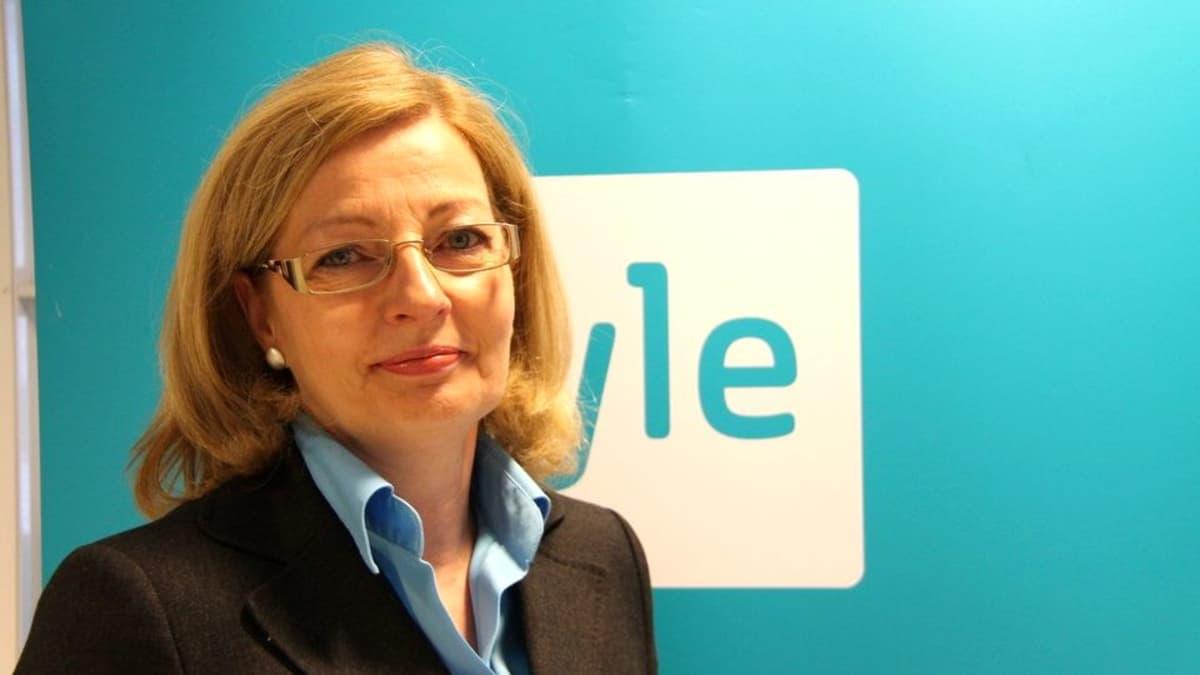 kansanedustaja Anneli Kiljunen
