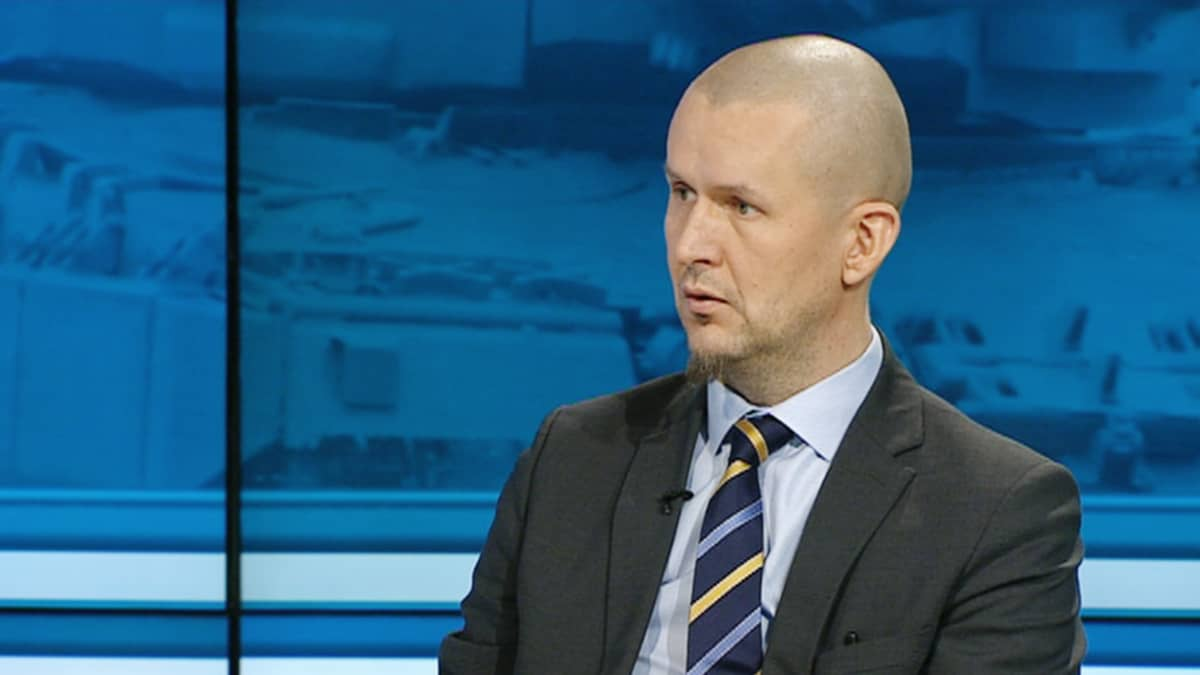 Sven Sakkov, alivaltiosihteeri, Viron puolustusministeriö.