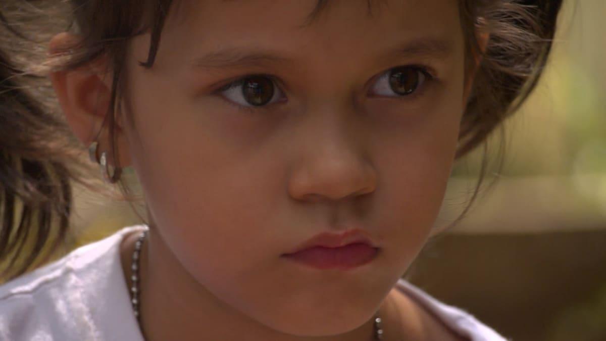 Grace on yksi niistä lukuisista lapsista, joita on syntynyt Filippiineille länsimaisen seksiturismin seurauksena.