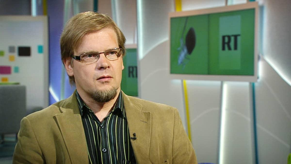 Jukka Pietiläinen.