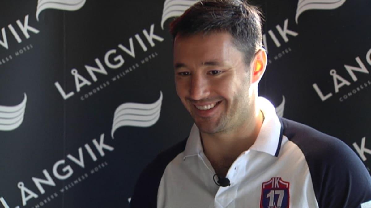 Ilja Kovaltshuk Yle Urheilun haastattelussa