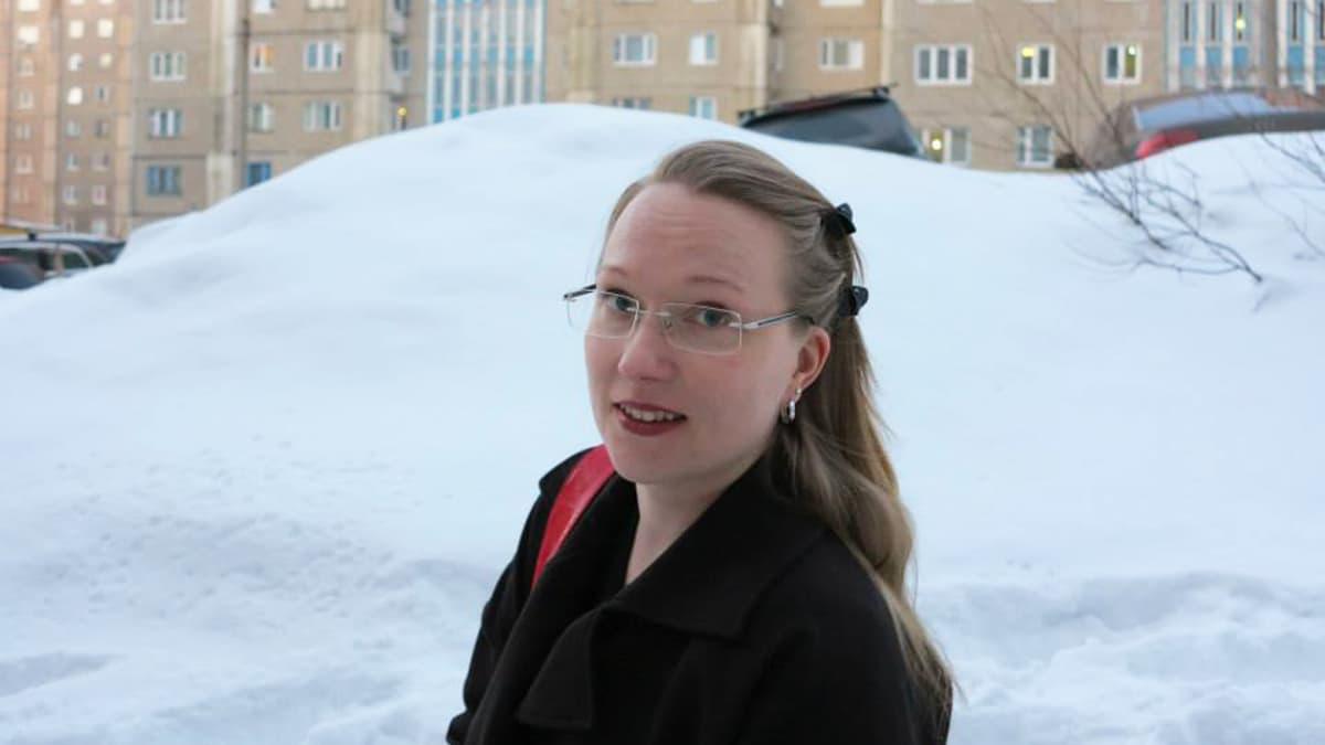 Media- ja kulttuurivastaava Sari Pöyhönen