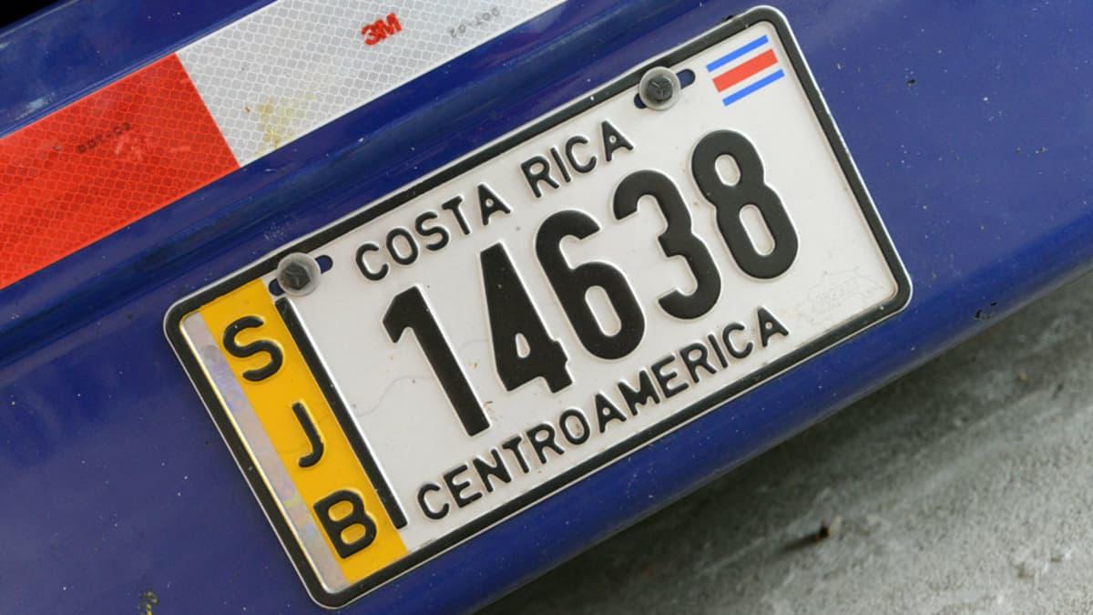 Matka Panamericanalla jatkuu Costa Ricaan.