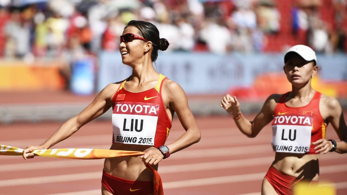 Liu Hong ja Lu Xiuzhi