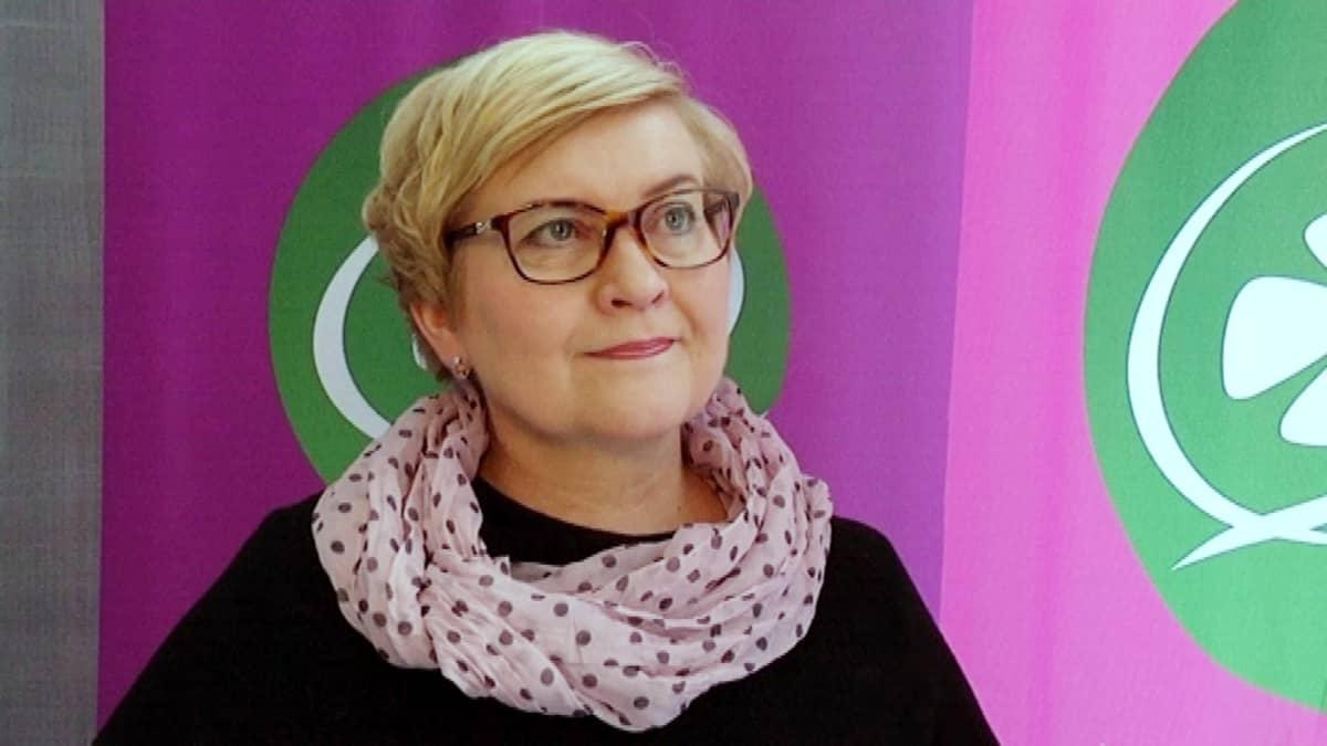 Ministeri Anu Vehviläinen