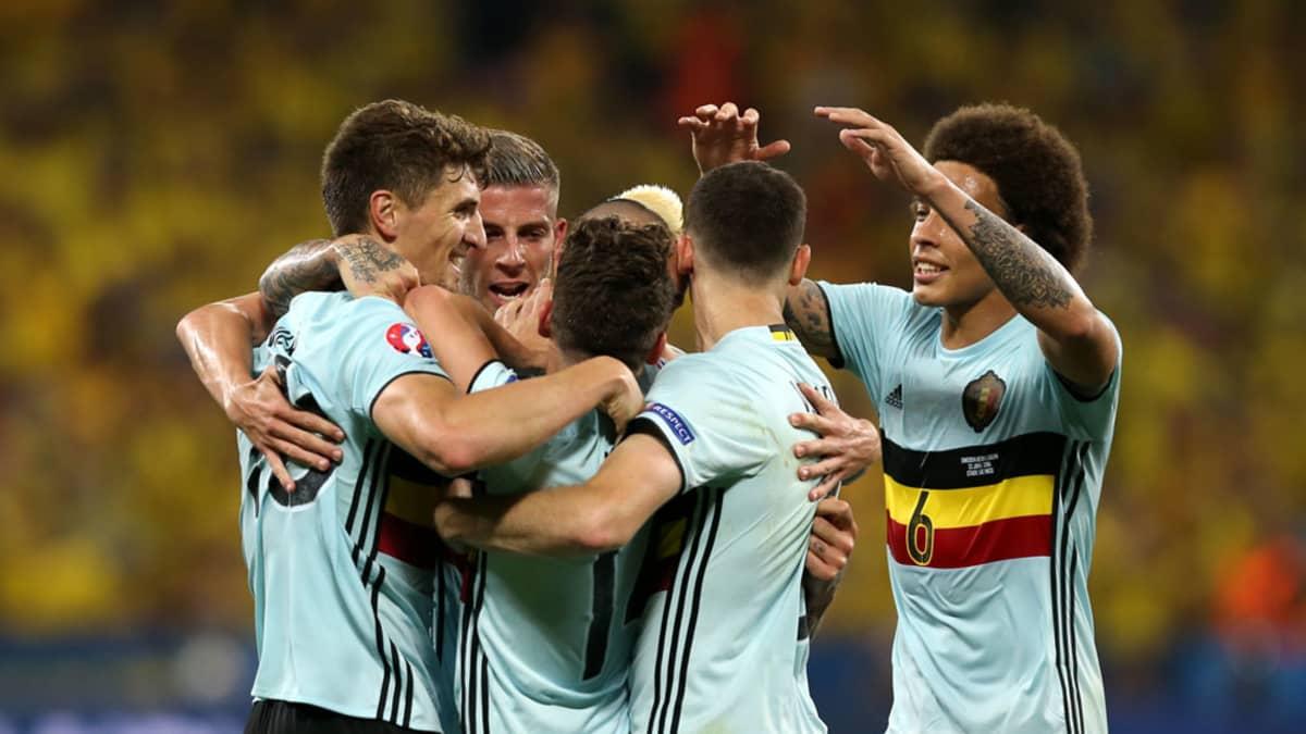 Belgia juhlii maalia.