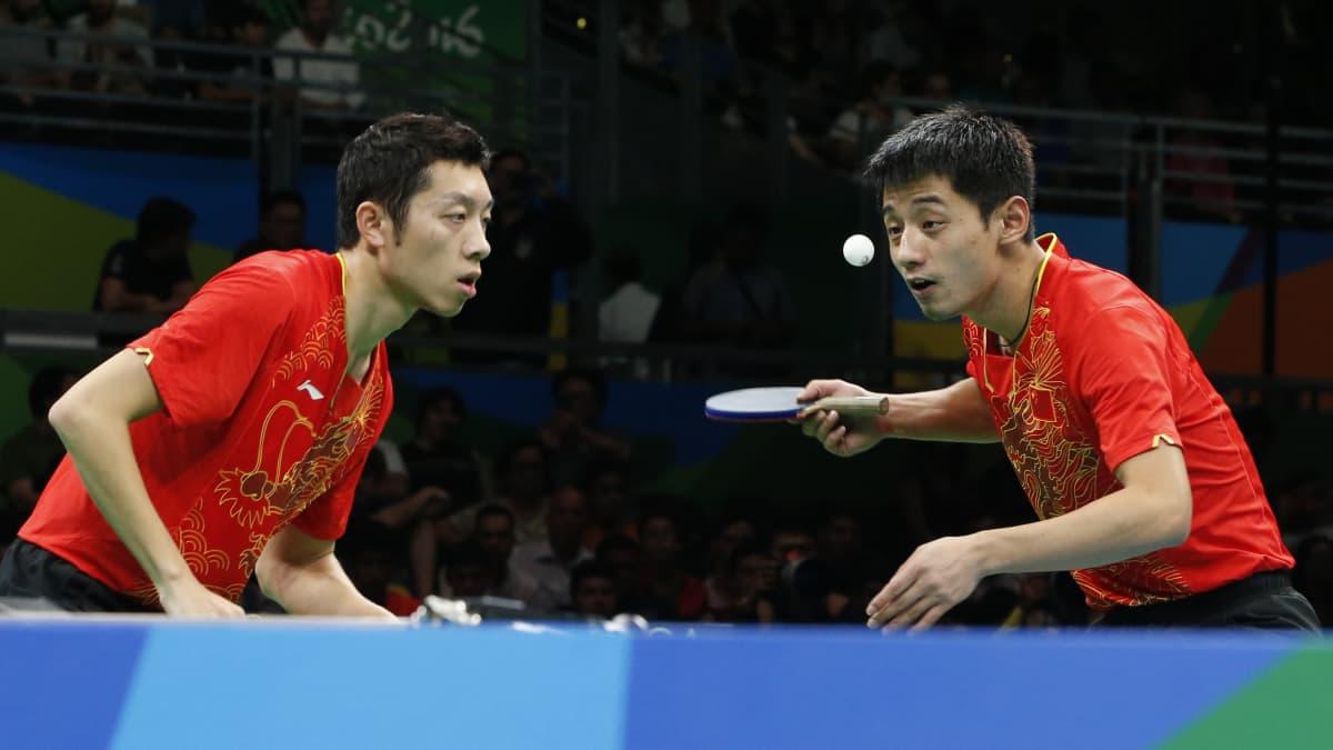 Xin Xu ja Jike Zhang