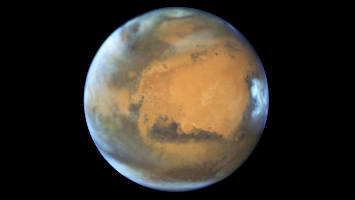 Mars-planeetta.