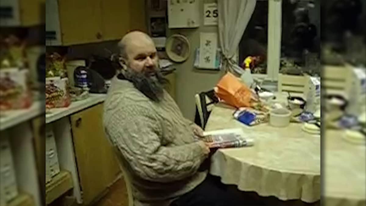 Kuvakaappaus Kari Tykkyläisen Youtube-videosta.
