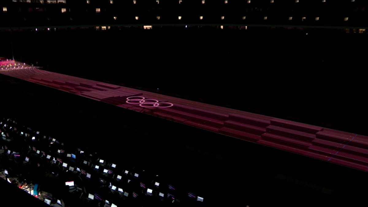 Naisten 100 metriä: Jamaikalle kolmoisvoitto – olympiaennätys rikki
