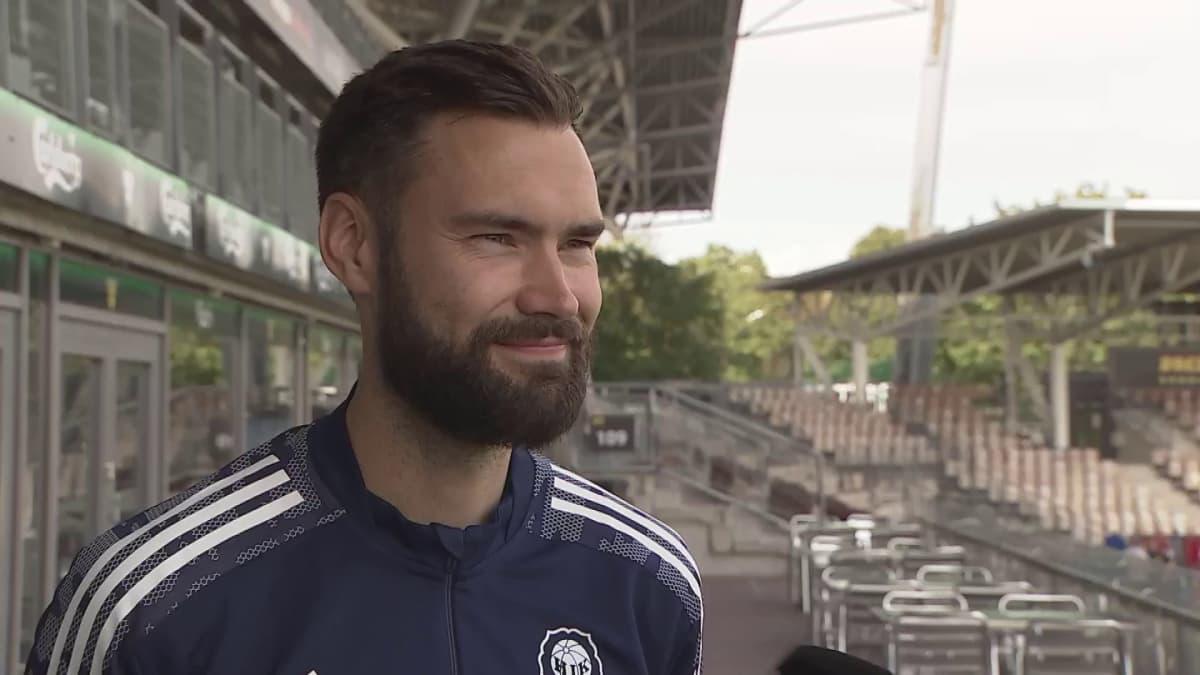 HJK:n Tim Sparv kertoo pelikunnostaan ja torstain ottelun merkityksestä