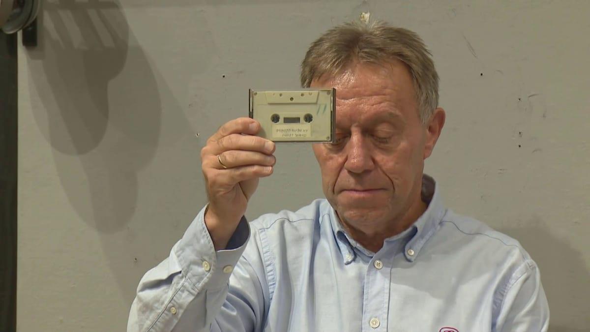 Tanskassa huutokaupattiin John Lennonin ennen kuulemattoman haastattelun sisältävä kasetti