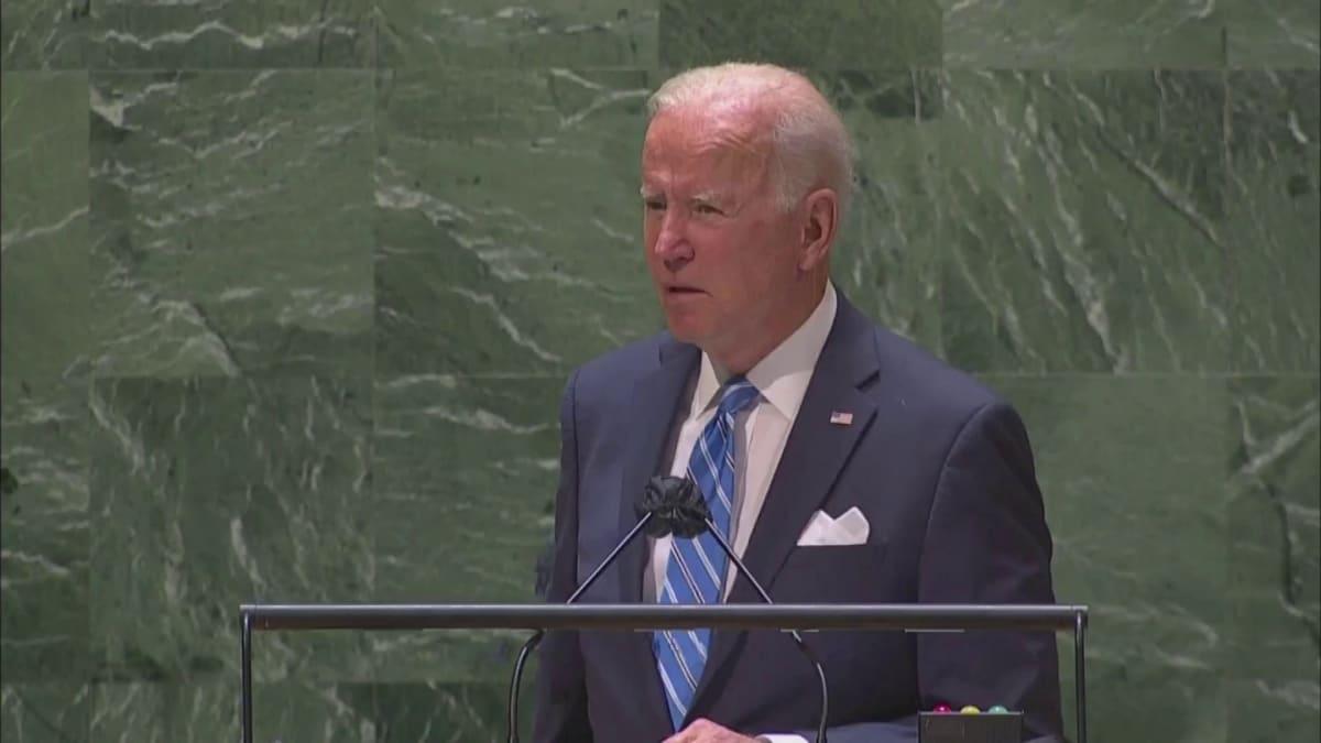 Biden peräänkuulutti yhteistyötä YK:ssa