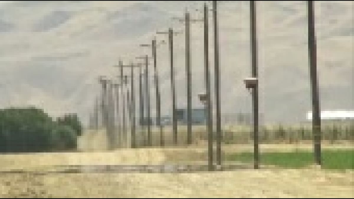 Kaliforniassa kuivinta yli neljään vuosikymmeneen