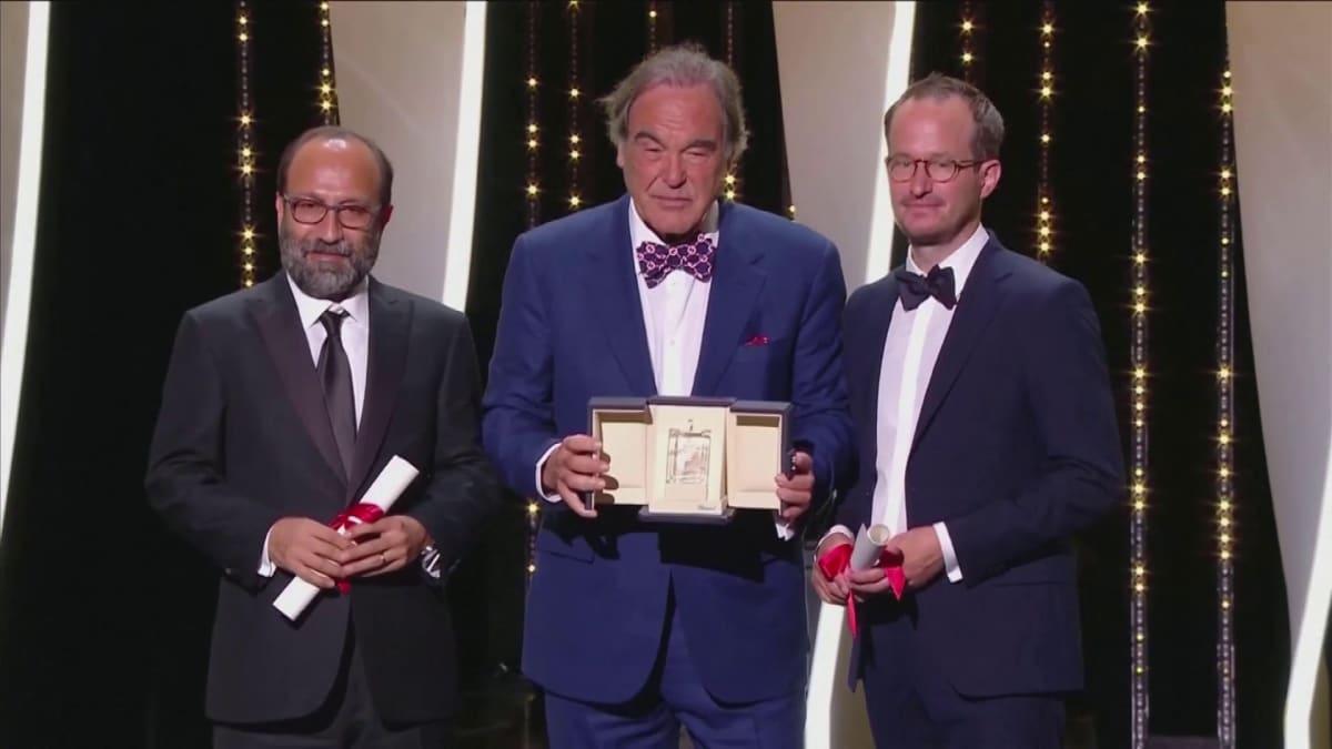 Cannesin tuomaristo ymmärsi pohjoista mielenmaisemaa  - katso video palkinnon hetkestä