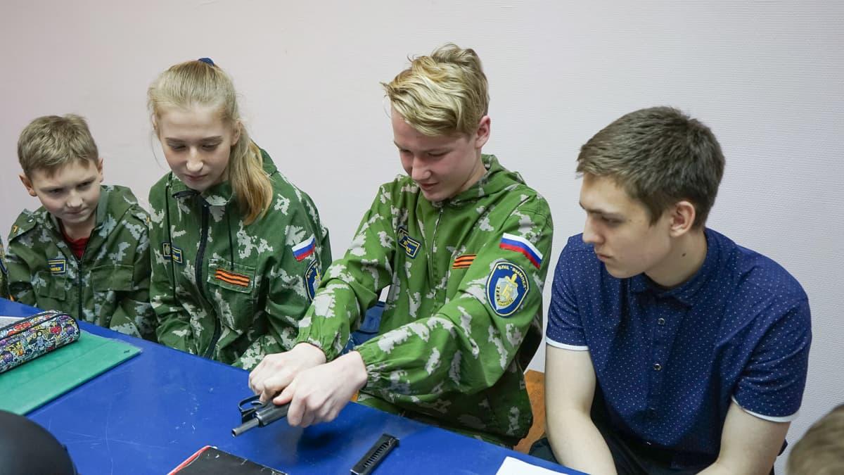 Venäjä Sotakoulu Veliki Ustjug