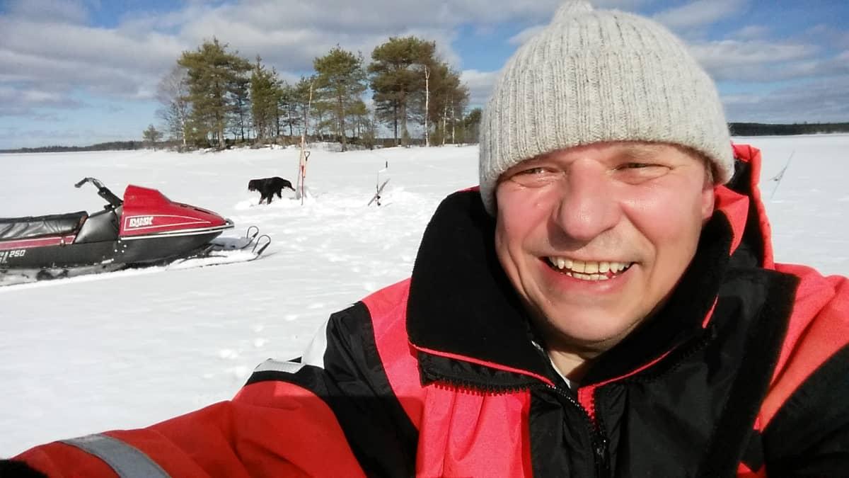 Hannu Alalauri asui Typpi Oy: räjähdyksen aikaan parin kilometrin päässä Oulun Korvensuoralla.