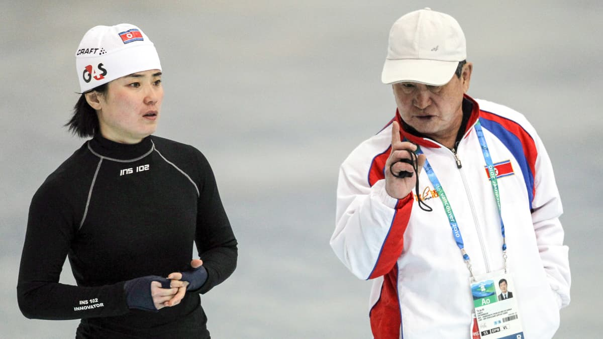 Ri To-ju ja Ko Hyun-sook