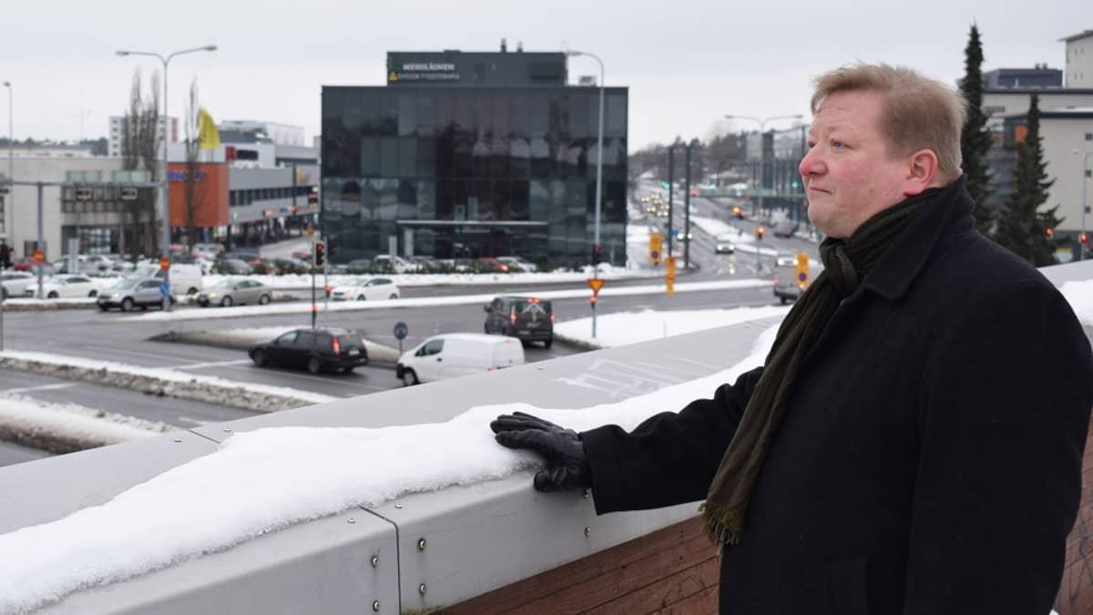 Raision tekninen johtaja Antti Korte.