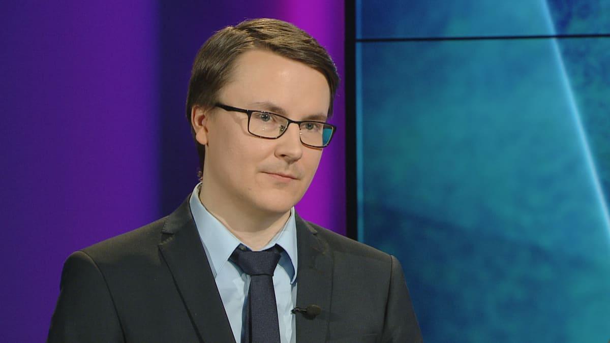 Heikki Liimatainen, uudistuvan liikenteen apulaisprofessori, Tampereen teknillinen yliopisto.