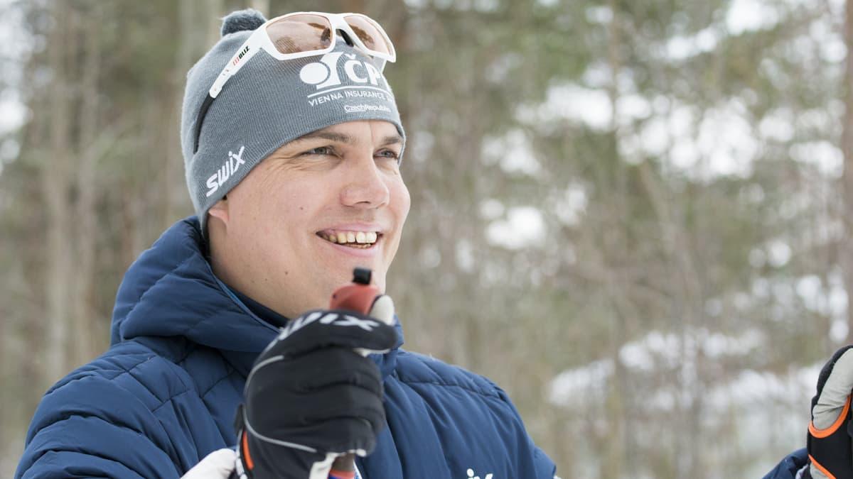 Hiihtovalmentaja Ilkka Jarva